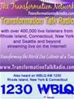 September 6, 2012 The Dr. Pat Show on Transformation Radio