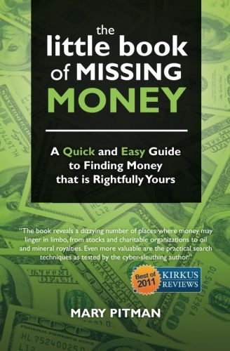 missing money book